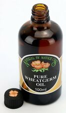Natural By Nature Oils - Pure Wheatgerm Essential Oil - Base Oil - 100ml