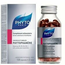 PHYTO PHYTOPHANERE HAIR_NAILS 120 Capsules_2 MONTHS SUPPLY_DIETARY SUPPLEMENT