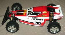Kyosho Optima Turbo Reproduction Lexan body shell Kamtec 110 only £19.99