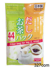 Excellent Quality Filter Tea Bag Daiso Japan 44 Pices- Large Size