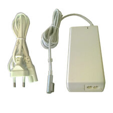 "60 W Ac Laptop Cargador Para Apple Macbook Mac 13 ""A1184 A1185 A1278 l-pin eu-plug"