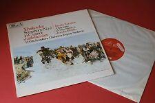 ASD 2499 Tchaikovsky Little Russian Symphony USSR Svetlanov HMV Melodiya 1st UK