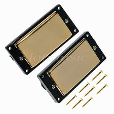 Belcat Alnico V Humbucker Guitar Pickup Set For Gibson Les Paul Parts Gold