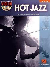 Violin Play-Along Volume 36: Hot Jazz