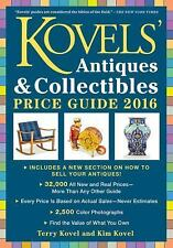 Kovels' Antiques and Collectibles Price Guide 2016
