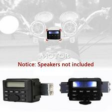 Waterproof Audio FM Radio MP3 Fit Harley Davidson Softail Sportster Dyna Touring
