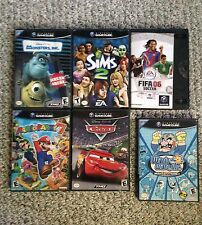 5 Used GameCube Games That Work + 1 GameCube Game That May Not Work (for free)