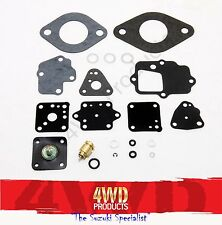 Carburettor Overhaul kit - Suzuki LJ80 LJ81 'Stockman' F8A (12/79-81)