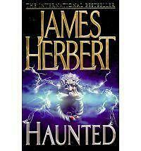Haunted BRAND NEW BOOK by James Herbert (Paperback, 2007)