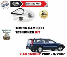 FOR VOLVO XC70 2.4D D5 20V D5244T 2002-08/2007 NEW TIMING BELT TENSIONERT KIT
