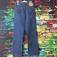 Levis Jeans Perfectly Sliming 512 Boot cut Jeans Pocket Design Size 6 M