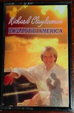 Romantic America by Rchard Clayderman Cassette