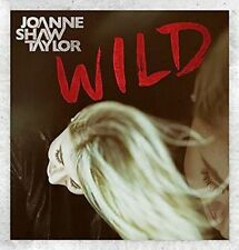 Wild by Joanne Shaw Taylor (CD, Sep-2016, Axe House Music) SEALED