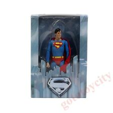 "Reel Toys DC Comics Superman Movie Christopher Reeve 7"" Figure New In Package"