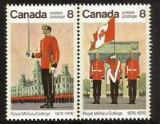 Canada MNH 1976 The 100th Anniversary of the Royal Military College