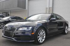 Audi : A7 4dr HB quatt