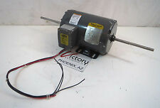 Baldor Ind Motor 35S110-186401, HP: 3/4, Volts: 230/460, RPM: 17/25 Dual Shaft