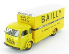 CAMION FORD SAF SIMCA CARGO 1953 FOURGON BAILLY TRUCK LKW - 1:43