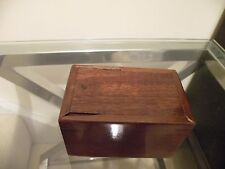 LOVELY LITTLE ANTIQUE WOODEN BOX