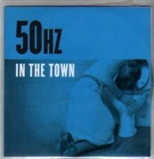 (BR345) 50 HZ, In The Town - DJ CD
