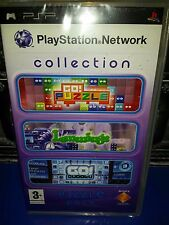 Playstation Network Collection-Puzzle Pack PSP NEW / SEALED