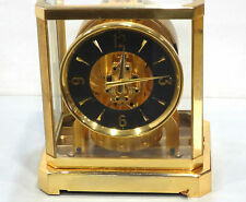 GORGEOUS 1950's JAEGER LECOULTRE 519 ATMOS CLOCK S-38,XXX SWISS FULLY SERVICED