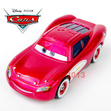 McQueen Racing Car Toys 1/55 Red Diecast Models Pixar Vehicles Gifts For Kids