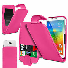 Clip On PU Leather Flip Case Cover Pouch For THL 2015A