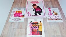 LA PANTHERE ROSE ! blacke edwards affiche cinema pink panther peter sellers