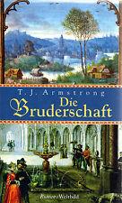 DIE BRUDERSCHAFT - Templer Roman von T. J. Armstrong BUCH