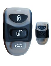 Rubber button pad for Kia Optima Rondo Forte 3 button remote alarm key fob