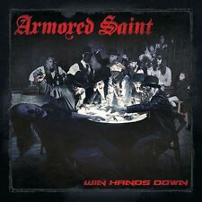 ARMORED SAINT - WIN HANDS DOWN  CD + DVD NEU