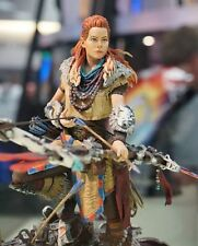 "Horizon: Zero Dawn -- Collector's Edition 9"" Aloy Statue FINAL 2 statues"