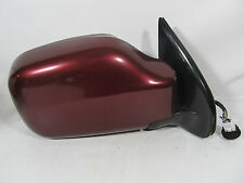 1998-2002 Honda Passport Isuzu Rodeo Passenger Side Power Door Mirror red