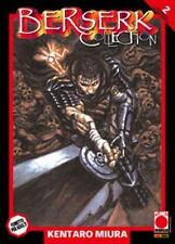 BERSERK COLLECTION SERIE NERA 2 - RISTAMPA - PLANET MANGA PANINI - NUOVO