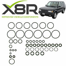 RANGE ROVER P38 EAS AIR SUSPENSION VALVE BLOCK VITON O RING REPAIR FIX KIT