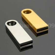 Fancy Key Ring Style 32GB USB 2.0 Metal Flash Memory Stick Thumb Drive U Disk