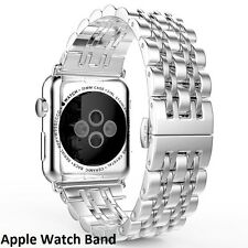 Apple Watch Silver Stainless Steel iWatch Band Strap 42mm (special edition 6)