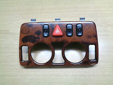 MERCEDES CLK W208 WOOD HEATER CONTROL SWITCH PANEL 2108210071 2086801736