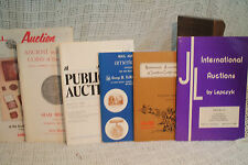 lot old COIN auction catalogs ancient modern world latin america stamps  hawaii