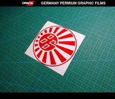 JDM logo Toyota 86 / GT86 AE86 Drift Japan Car Vinyl Decal Sticker #03