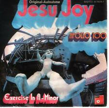 Cover Apollo 100 Jesu Joy / Exercise In A Minor 70`s (Only Cover)