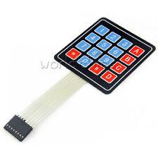 10Pcs 4 x 4 Matrix Array 16 Key Membrane Switch Keypad Keyboard F Arduino PIC