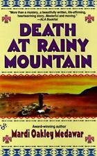 Death at Rainy Mountain by Mardi Oakley Medawar (1998, Paperback)