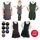 Girls School Pinafore Dress Large Adult Sizes Small Child Sizes Age 2 3 4 5 6 7