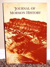 JOURNAL OF MORMON HISTORY VOL. 36 NO. 3 2010 SUMMER MORMON PB WAGON BOX PROPHECY