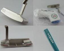 "New YAMADA GOLF PUTTER For Right Handed 34"" Milled Emperor II With Cover Japan"