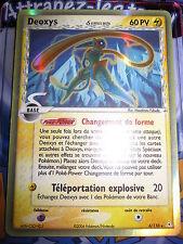 POKEMON NEUVE (◕‿◕✿) DEOXYS SUPER RARE 6/110 FRANCAIS CARTE HOLONS  N/MINT 2006