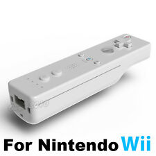 New White Wireless Remote Controller for Nintendo Wii Wiimote - UK SELLER