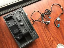 BMW E38 E39 540i 530i REAR seat radio switch phone M5 740d 740i 740iL 750iL 740